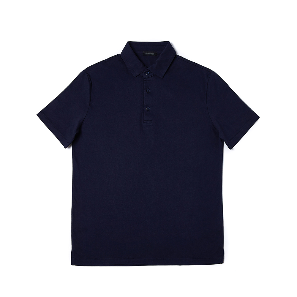 A-type Polo Shirt - Short Sleeve