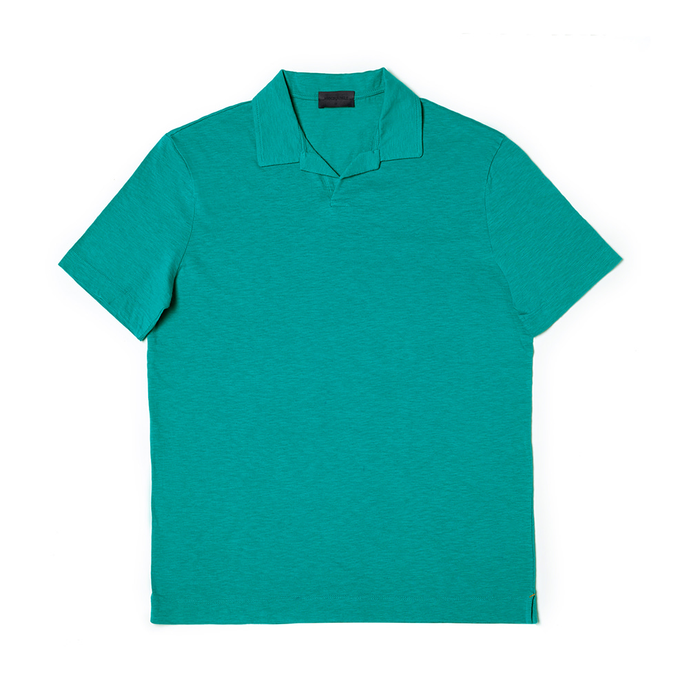 Driving Slub Cotton Polo Shirt - 2018